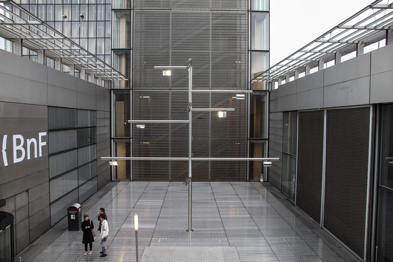Biblioteque_Nationale_de_France _Dominique_Perrault Bibliotheque Nationale de France | Architecture by Dominique Perrault