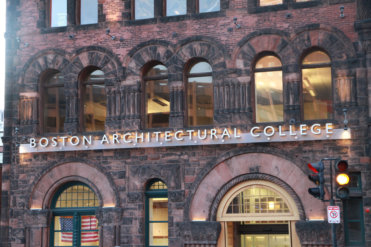 BAC Boston Architectural College (2)