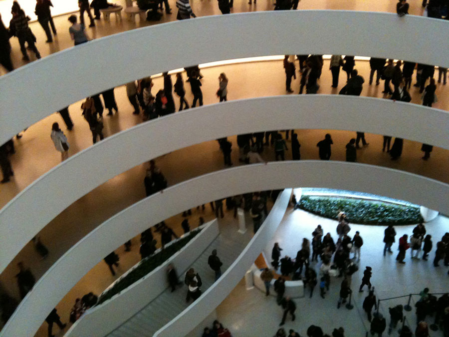 Guggenheim-New-York The Guggenheim Museum in New York | Frank Lloyd Wright