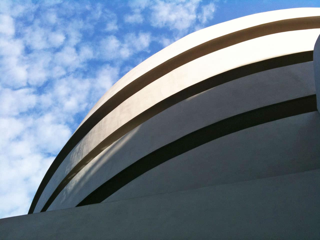 Guggenheim-Museum The Guggenheim Museum in New York | Frank Lloyd Wright