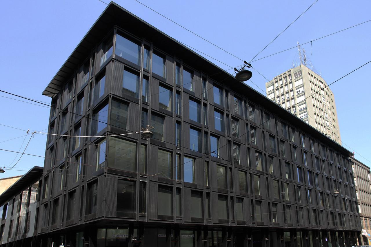 Park Associati office Office refurbishment La Serenissima in Milan | Park Associati