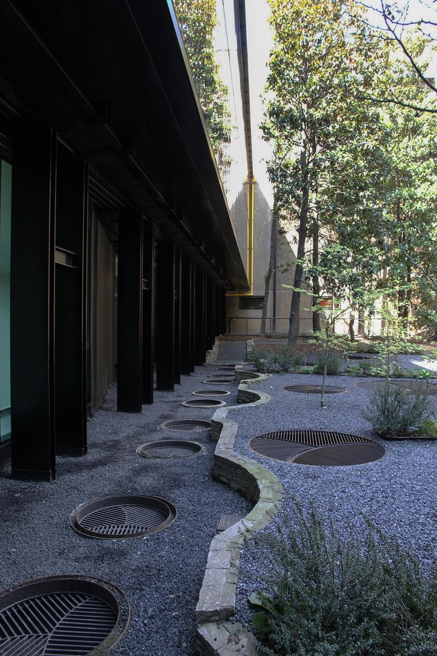 Park Associati Milan Office refurbishment La Serenissima in Milan | Park Associati