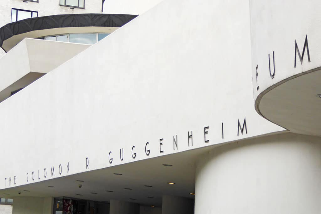 Solomon-Guggenheim-New-York The Guggenheim Museum in New York | Frank Lloyd Wright