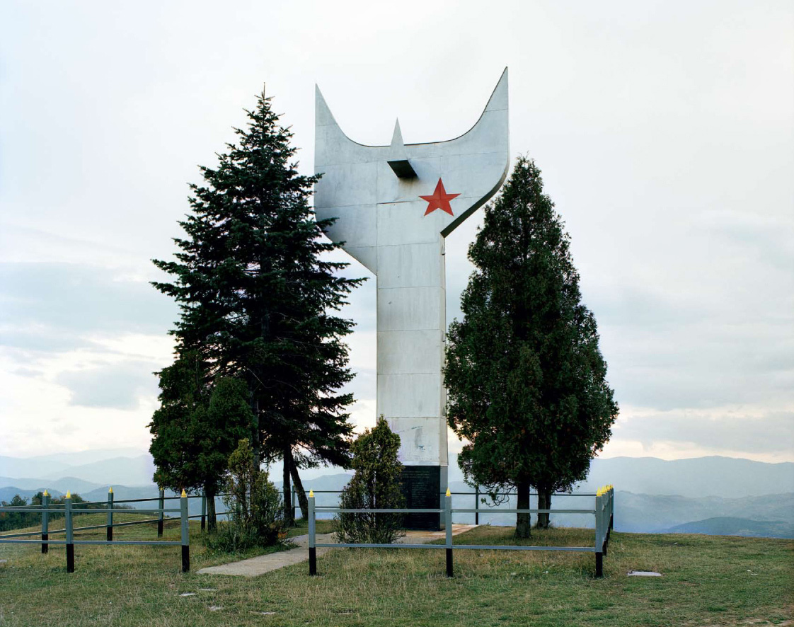 monuments in Ex-Jugoslavia