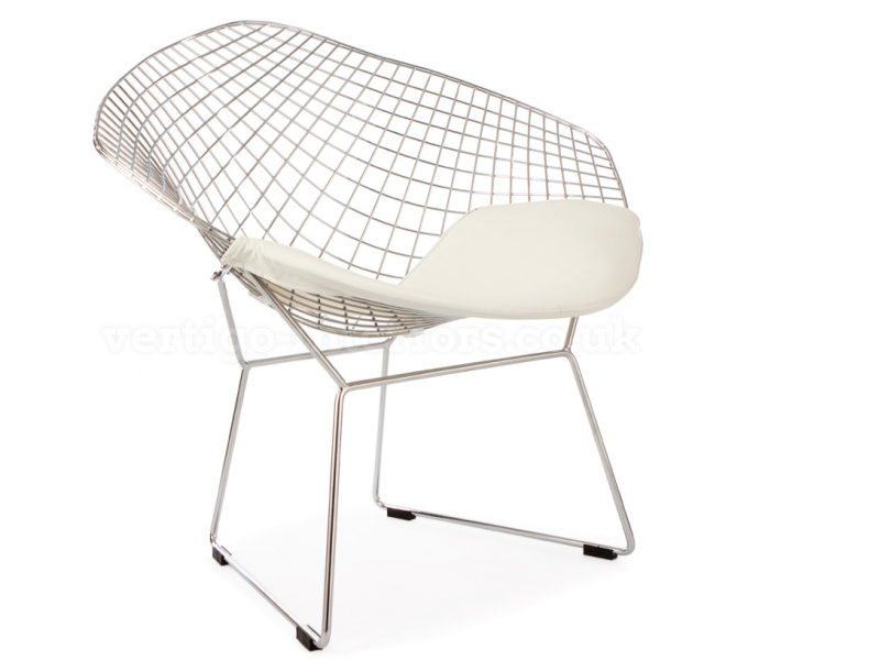 sedia-bertoia-wire-diamond-blanco_20140512212531 A selection of the most famous and influential chairs of '900