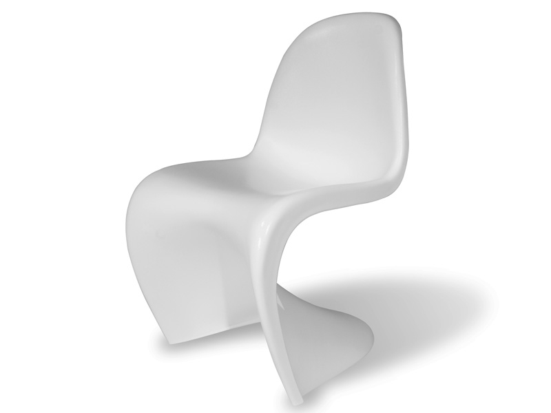 sedia-panton-bianco_20131120084210.4711 A selection of the most famous and influential chairs of '900