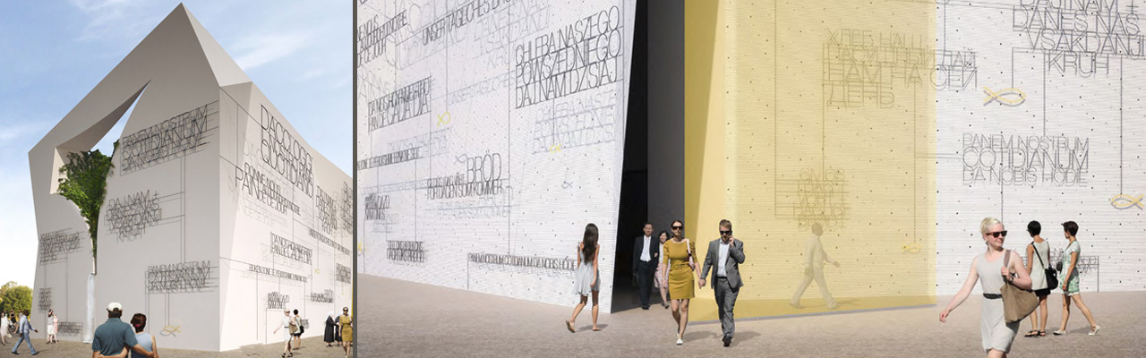 Vaticano Discover all the pavillions EXPO 2015