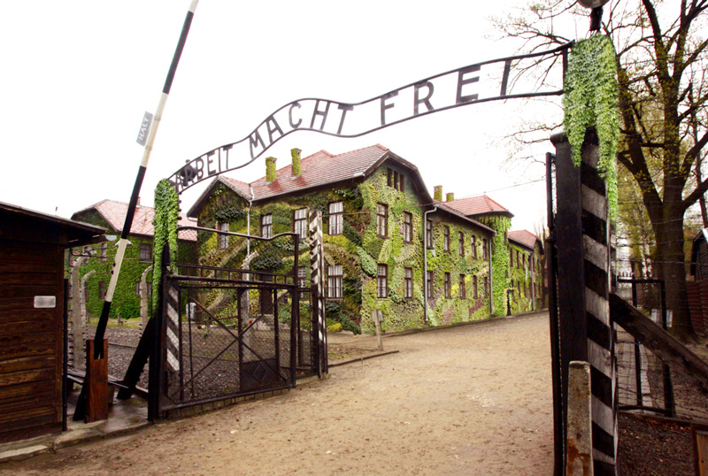 """1308340385-5-sustainable-auschwitz-i A visual critic about """"green sustainability"""""""