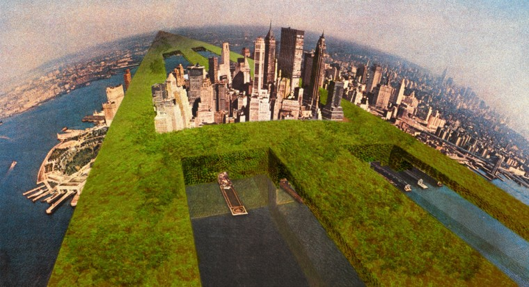 """Monumento-Continuo-760x413 A visual critic about """"green sustainability"""""""