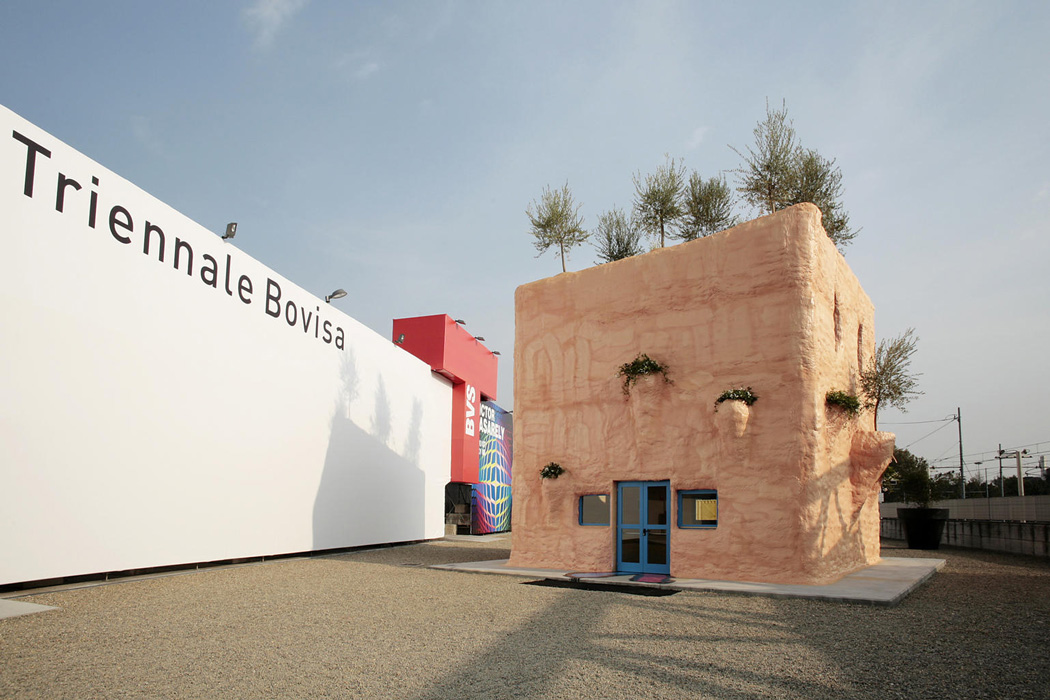 The-Pink-Pavilion Gaetano Pesce and his philosophy about Architecture and Art