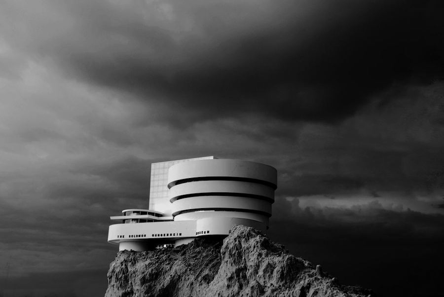 """""""Apocalypse in Art"""" – Photography@Vitaliy and Elena Vasilieva a This is what happens after the Architectural Apocalypse"""