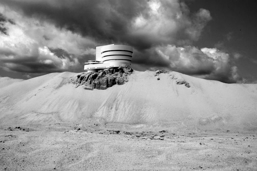 """""""Apocalypse in Art"""" – Photography@Vitaliy and Elena Vasilieva f This is what happens after the Architectural Apocalypse"""