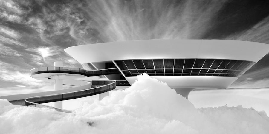"""Architectural Apocalypse"" – Photography@Vitaliy and Elena Vasilieva"