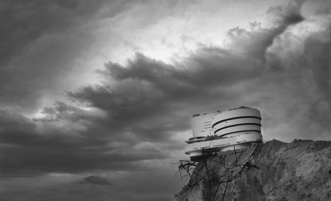 Architectural-apocalypse