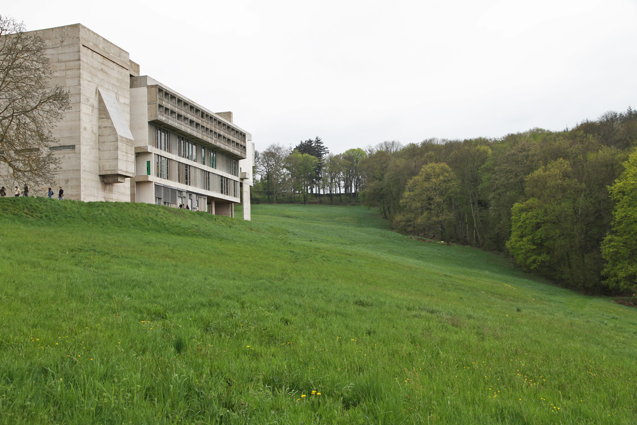 Couvent de la Tourette Couvent de la Tourette - Le Corbusier's Masterpiece or something else?