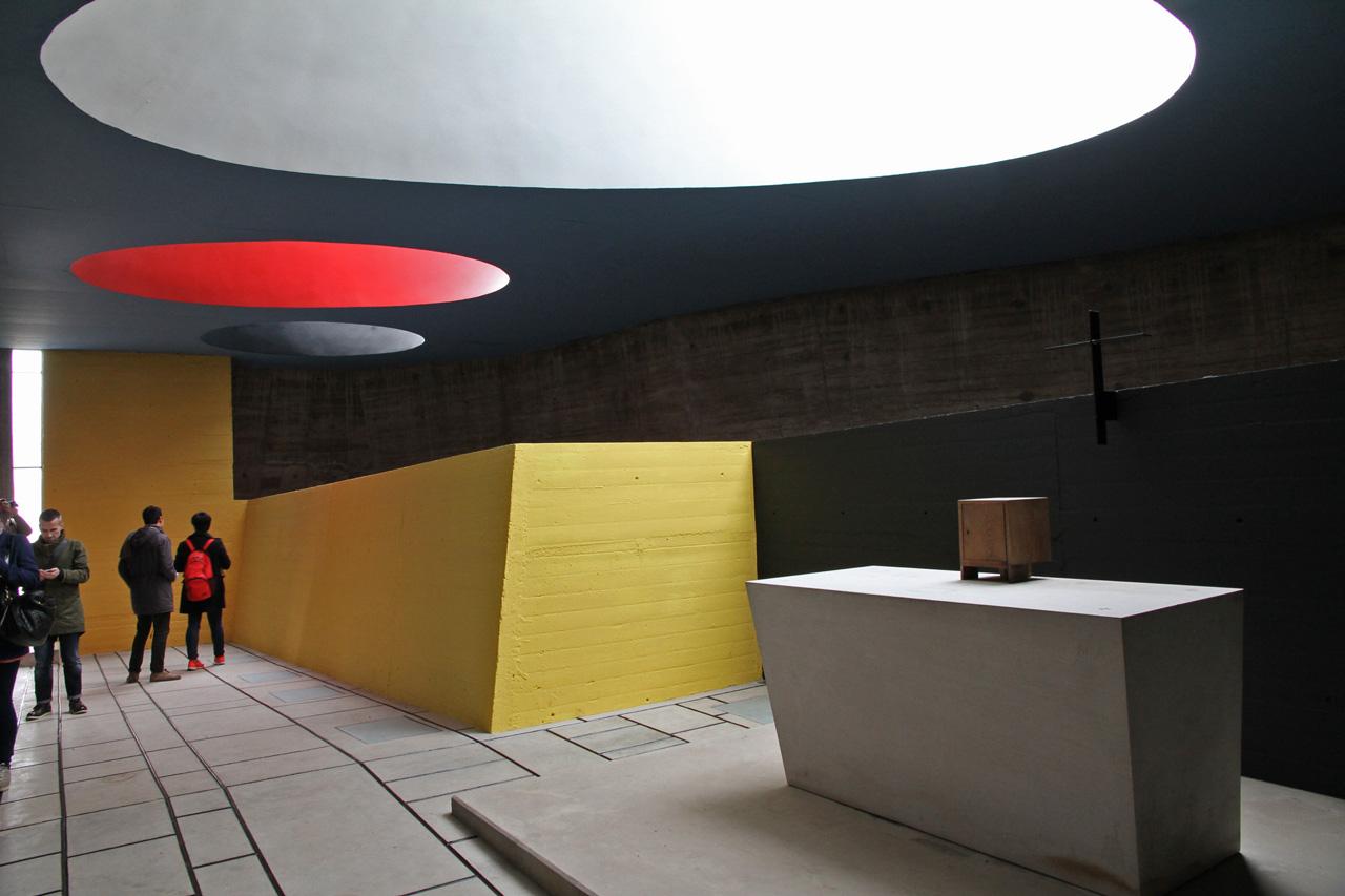 la Tourette Couvent de la Tourette - Le Corbusier's Masterpiece or something else?
