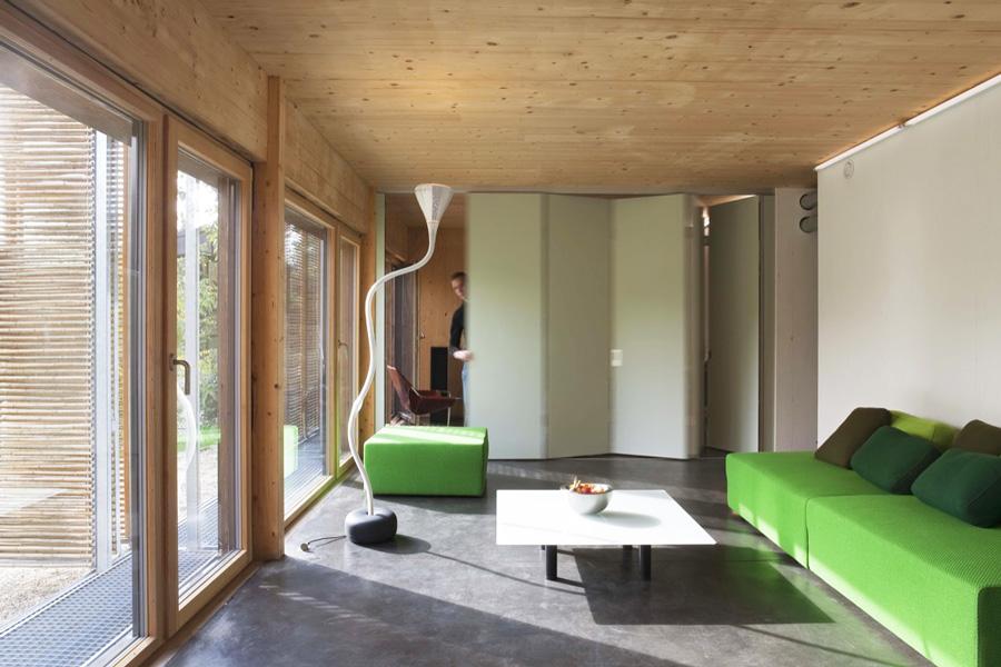 Karawitz-Architecture-a Zero Energy House by Karawitz Architecture | A tiny house