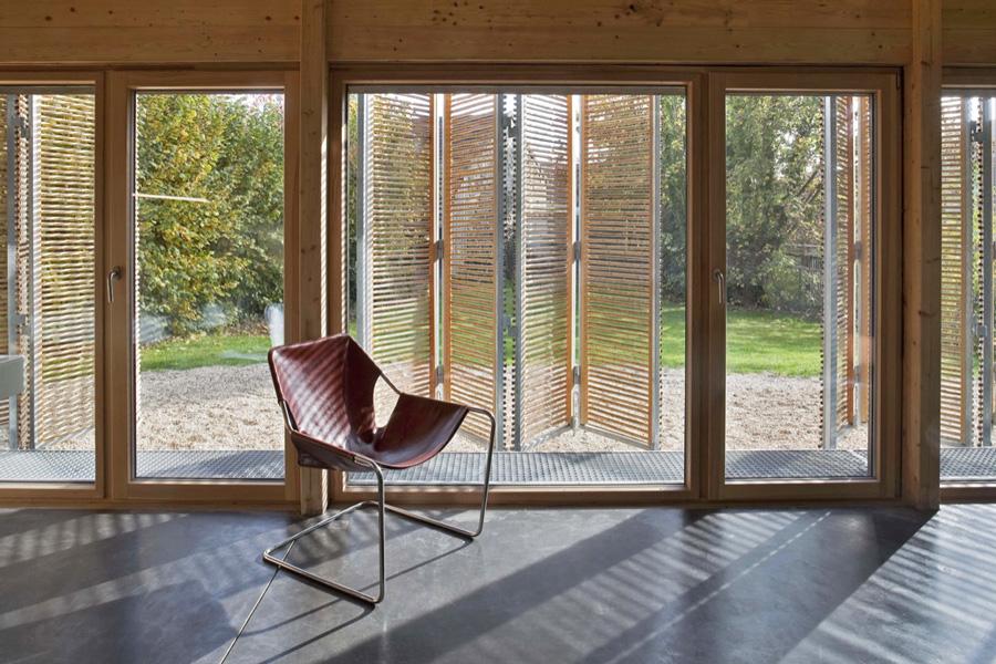 Zero Energy House Zero Energy House by Karawitz Architecture | A tiny house