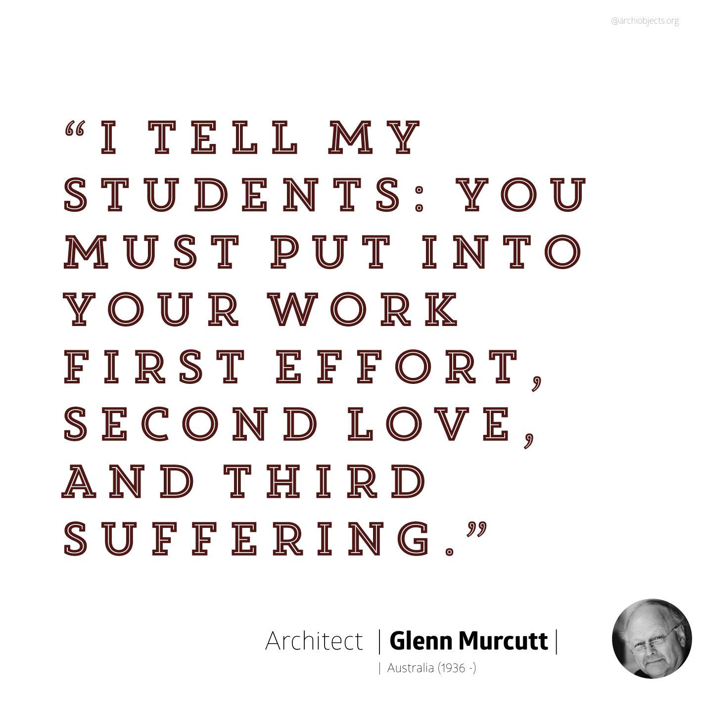 glenn murcutt quotes Architectural Quotes - Worth spreading Architects' voice