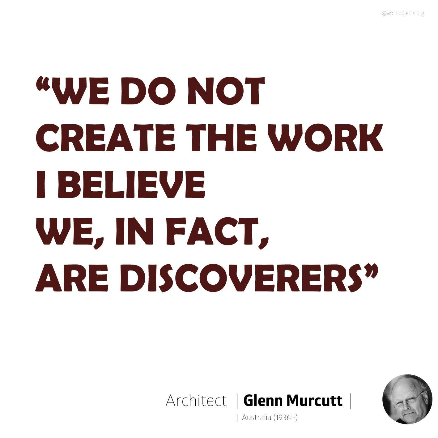 glenn murcutt Architectural Quotes - Worth spreading Architects' voice