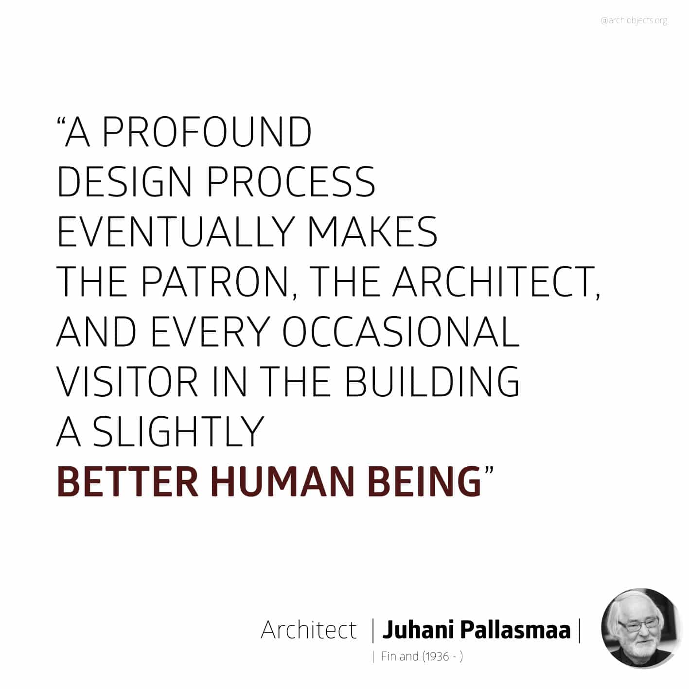 pallasmaa quote