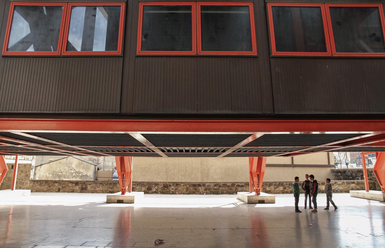 Banca toscana Michelucci