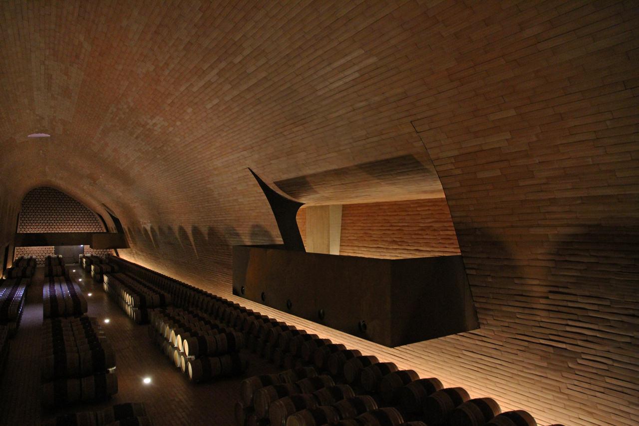 Cantina Antinori Toscana Cantina Antinori nel Chianti classico - Studio ARCHEA Associati