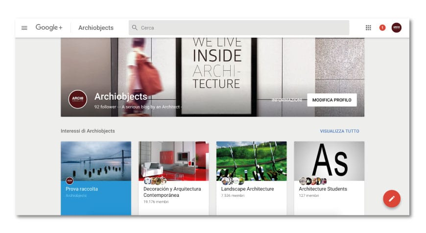 GOOGLE-PLUS Personal branding for Architects: How to promote yourself