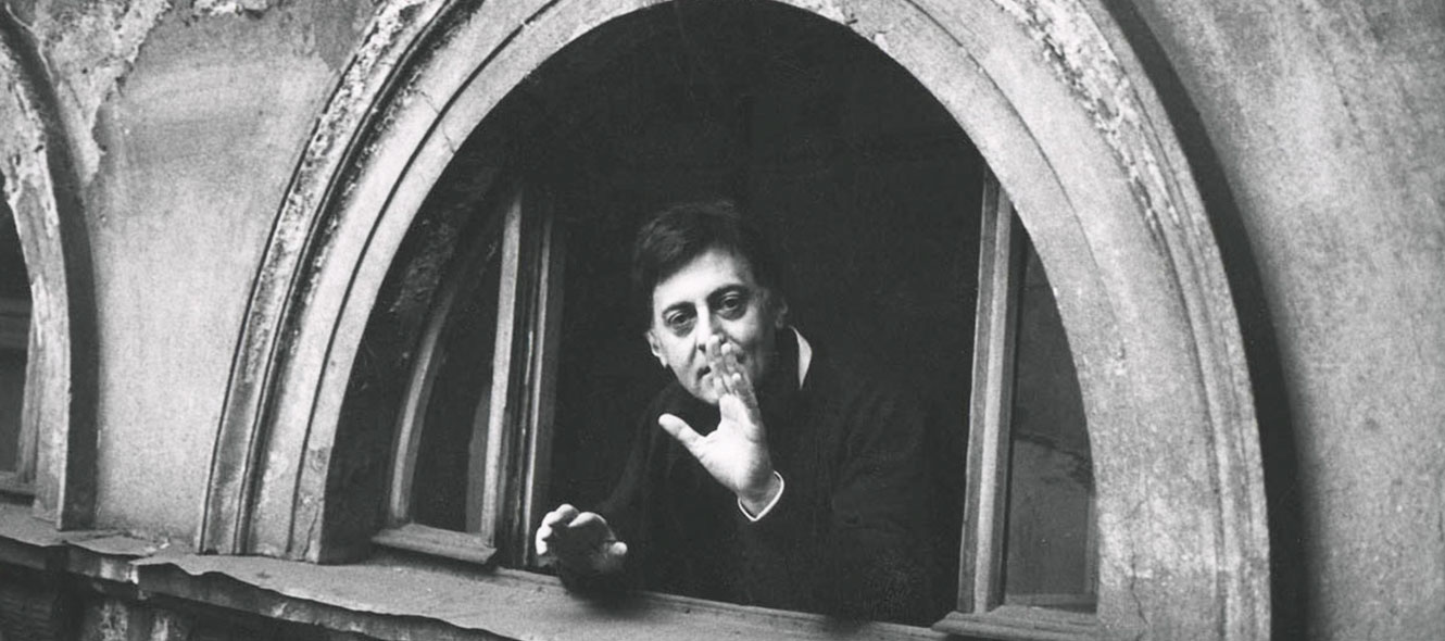 aldo_rossi_architect Aldo Rossi - Theoretical Architecture