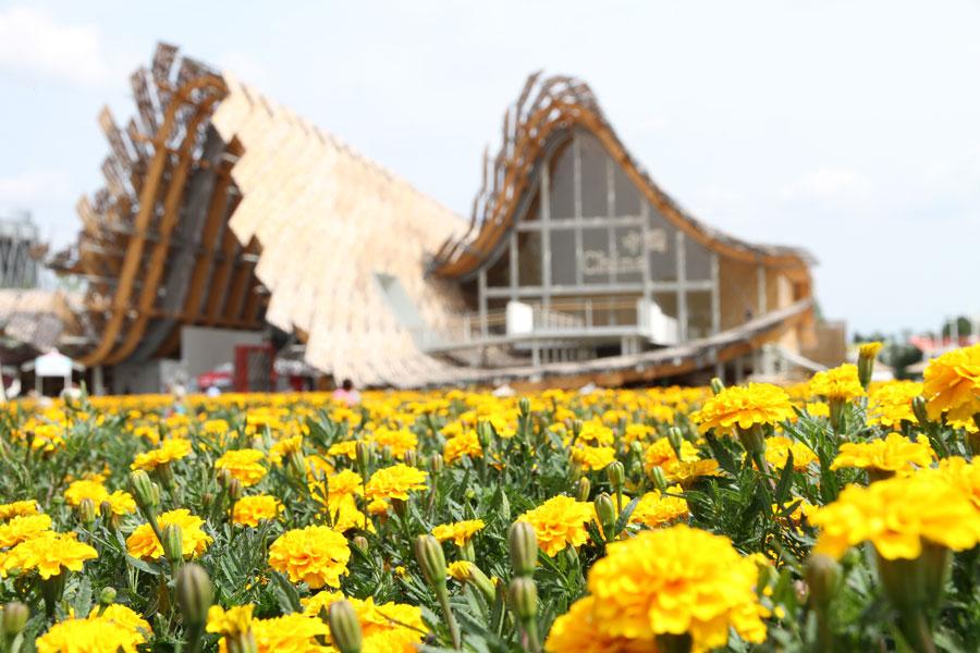 EXPO China Pavilion (5) EXPO 2015 | China Pavilion