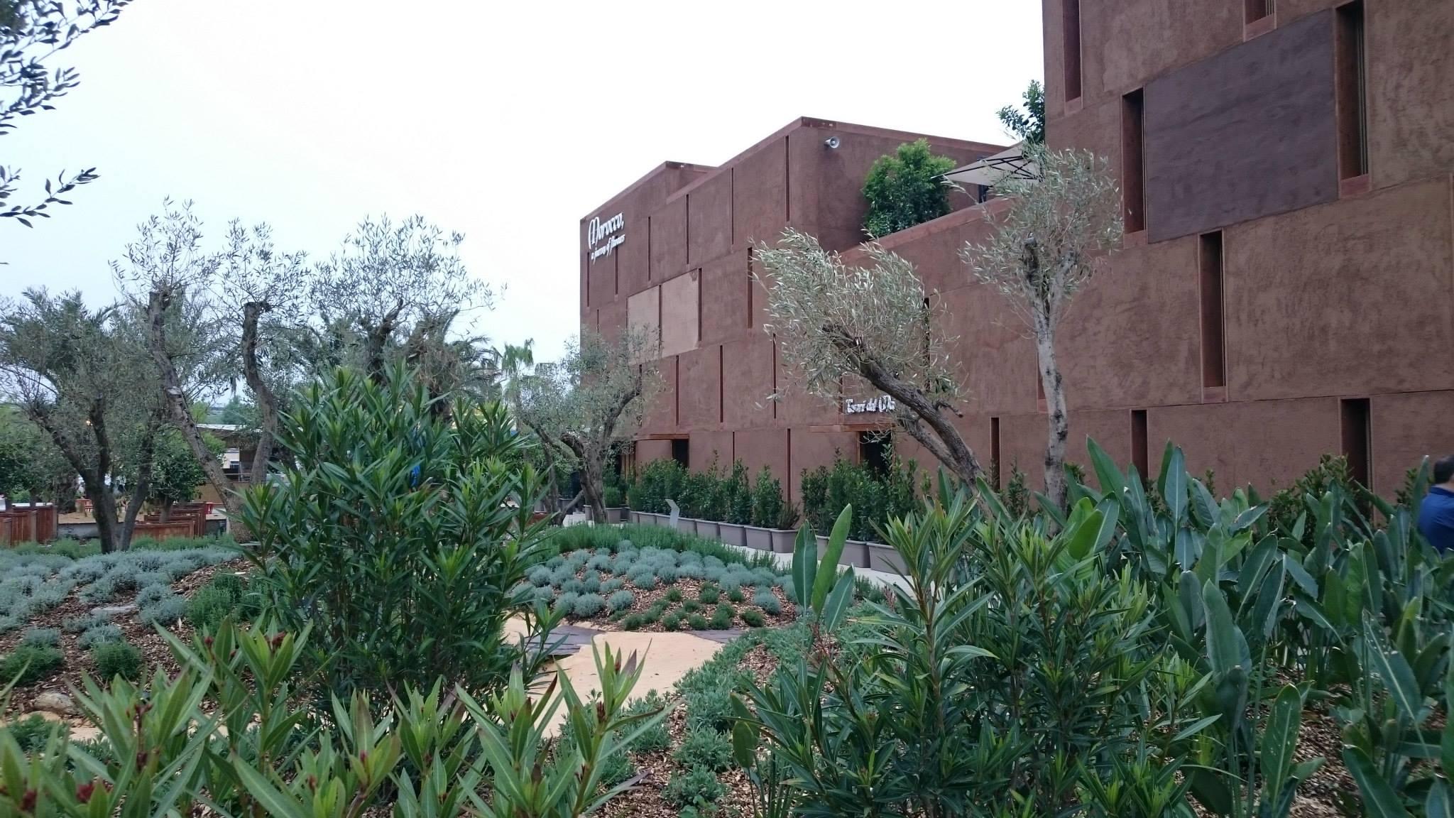 Marocco Pavilion