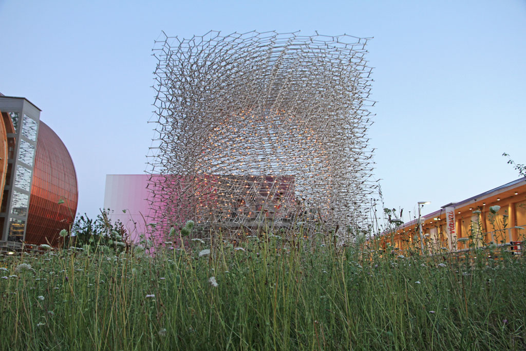 UK Pavilion - EXPO Milano 2015 The most amazing pavilions at EXPO 2015
