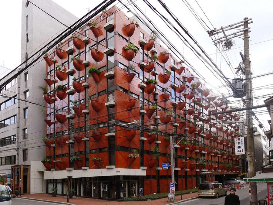 Gaetano Pesce Osaka Weird Architecture: 18 Buildings that go beyond Architecture