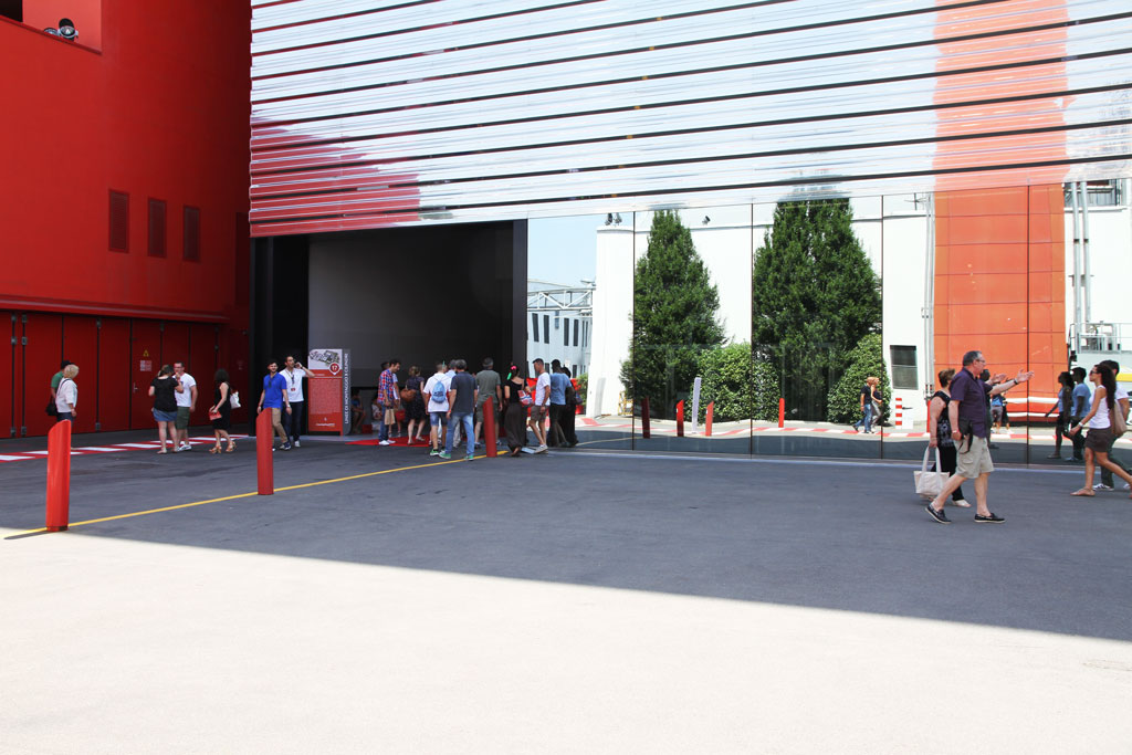 Ferrari Complex Maranello (8) Visiting Ferrari Headquarters in Maranello - An Italian Excellence outrageously amazing