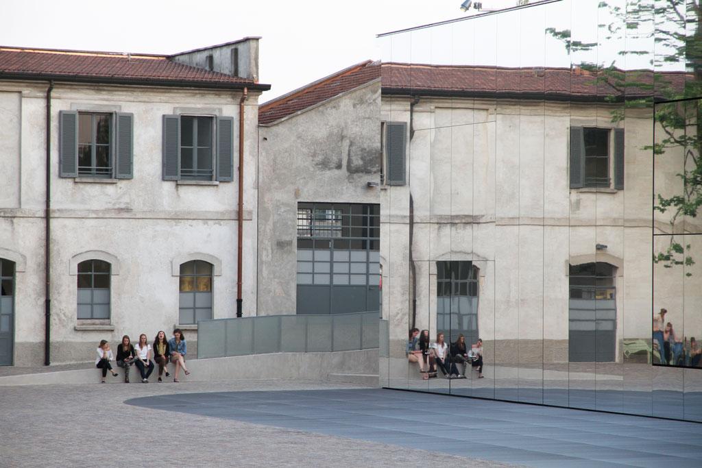 OMA Fondazione Prada (12) Fondazione Prada Milano - Designed by OMA