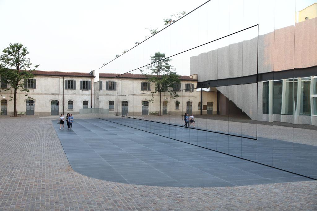 OMA Fondazione Prada (14) Fondazione Prada Milano - Designed by OMA