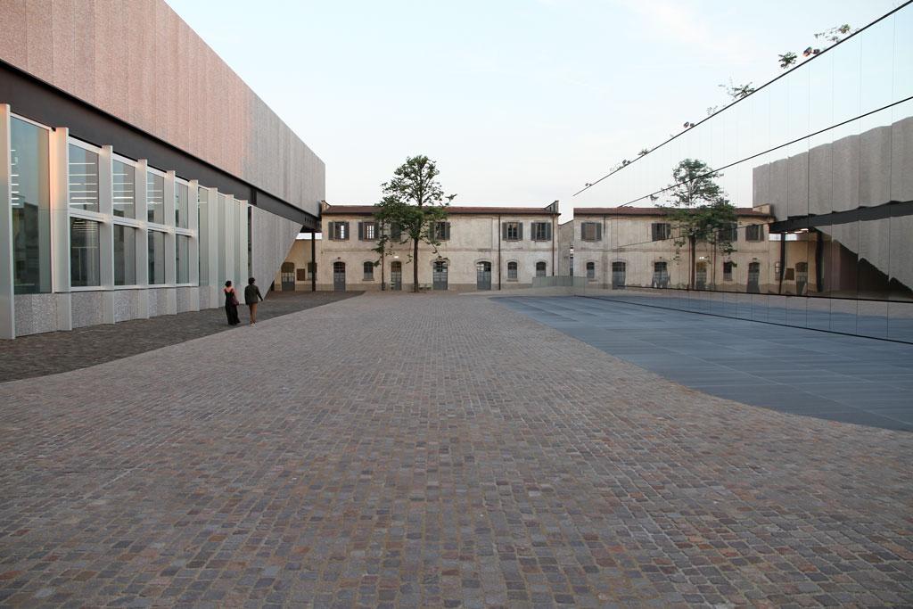 OMA Fondazione Prada (16) Fondazione Prada Milano - Designed by OMA