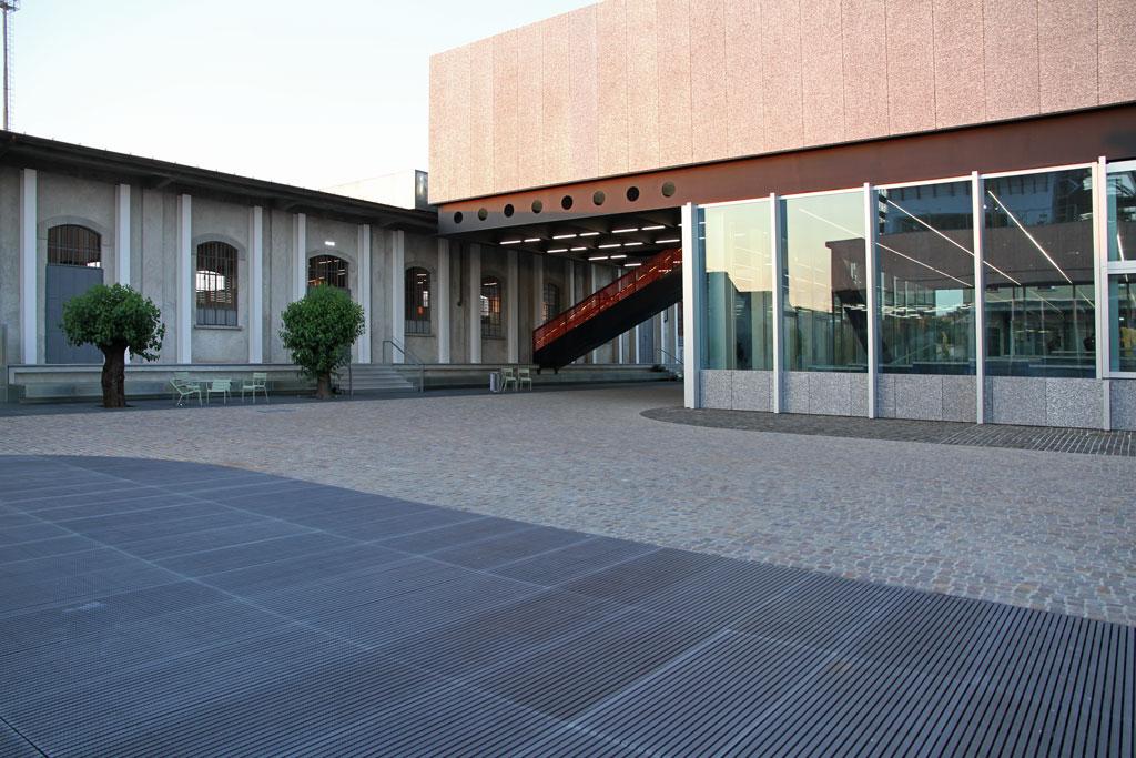 OMA Fondazione Prada (18) Fondazione Prada Milano - Designed by OMA