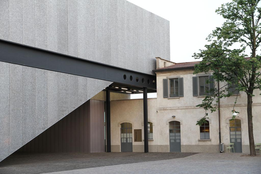 Prada Milano Käsilaukku : Fondazione prada milano designed by oma archiobjects