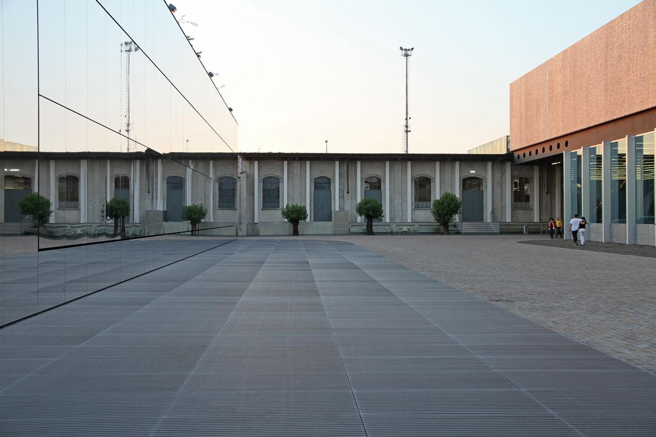OMA Fondazione Prada (20) Fondazione Prada Milano - Designed by OMA