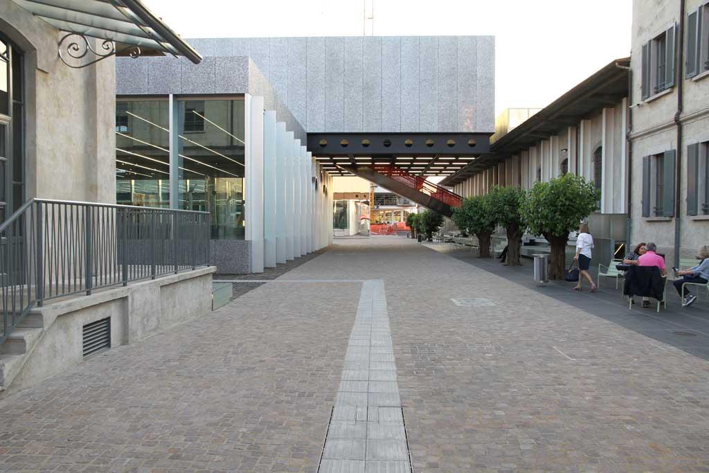 OMA Fondazione Prada (3) Fondazione Prada Milano - Designed by OMA