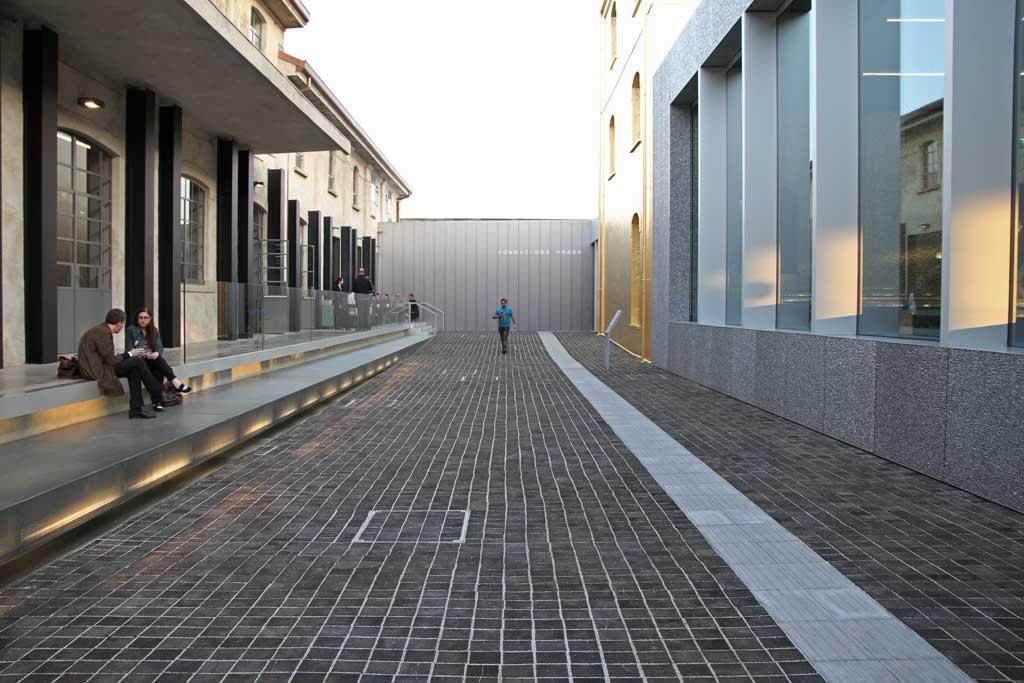 OMA Fondazione Prada (6) Fondazione Prada Milano - Designed by OMA