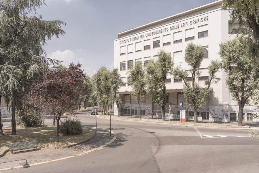 Milano Edifici abbandonati