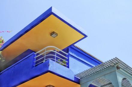 Jardin Majorelle Architecture