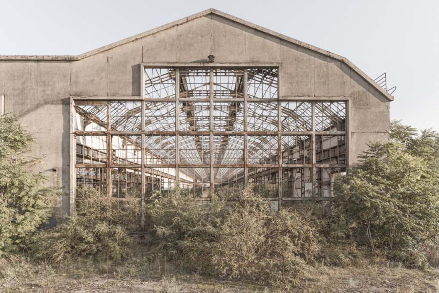 fabbrica Innocenti Milan