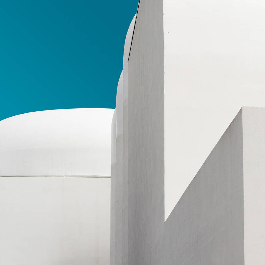 EXPO Architectural Photography EXPO 2015 geometric Architecture in the sky by Paolo Pettigiani
