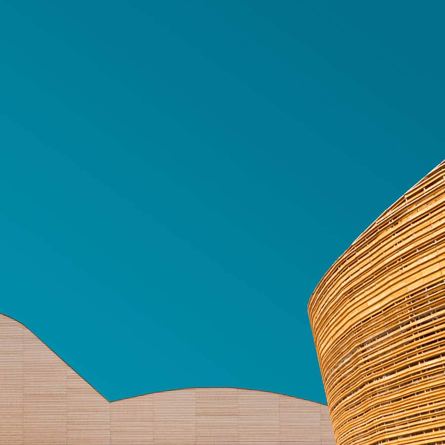Geometric Architecture EXPO 2015 geometric Architecture in the sky by Paolo Pettigiani