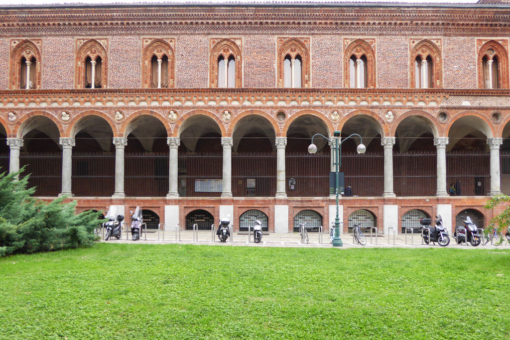 Statale Filarete Learning from Architecture, learning from People