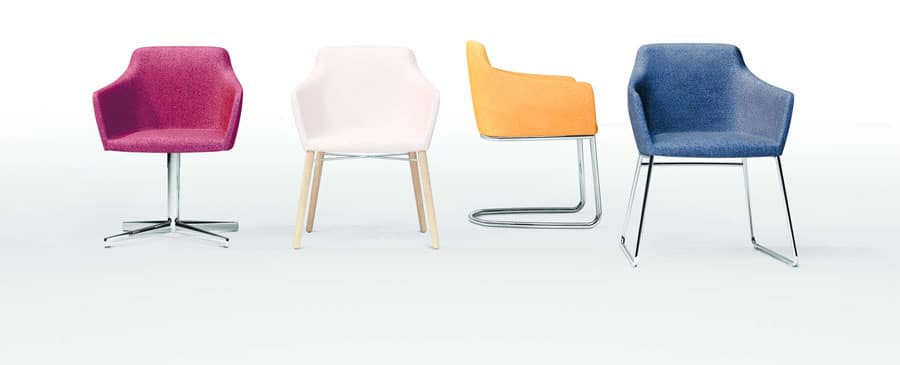 nestle-chairs Home (Design) Office: 10 Products to start designing your Headquarter