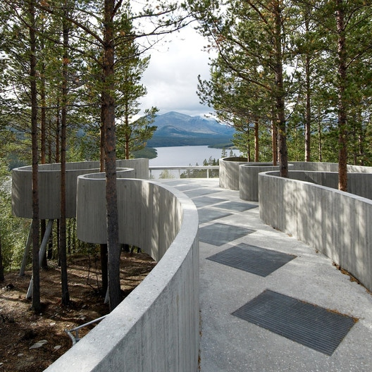 Pedestrian bridges Pedestrian Bridges: 9 great examples of Landscape Design